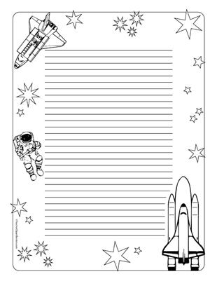 Teacher Clipart Borders  Lined Border Paper