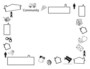 Community- Landscape- Blank