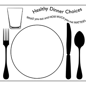 Healthy Dinner Portions