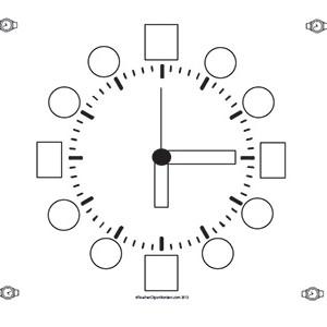 Telling-Time--Landscape