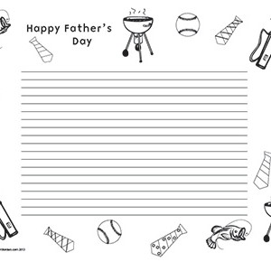 Father's-Day--Landscape--College-Rule