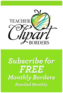 Teacher-Clipart-Borders-Free-Monthly-Borders