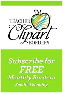 Teacher-Clipart-Borders-Free-Monthly-Borders