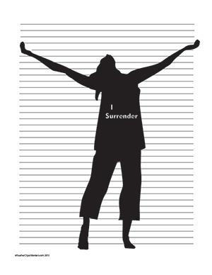 I-Surrender--Girl--Portrait--College-Rule