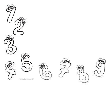 Cutie-Numbers--Landscape--Blank