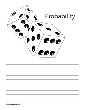 Probabilty--Portrait--Wide-Rule