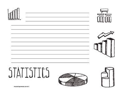 Statistics--Landscape--Wide-Rule