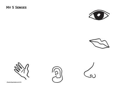 5-Senses--Landscape--Blank