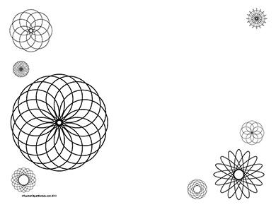 Symmetry--Landscape--Blank