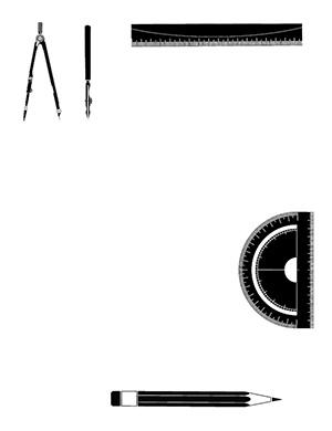Trigonometry--Portrait--Blank