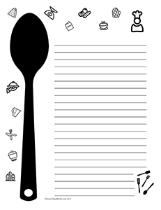 Restaurant-Cooking--Portrait--Wide-Rule