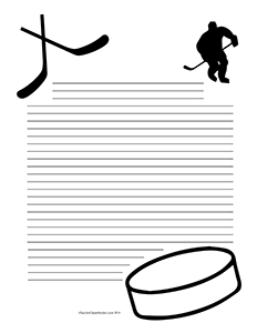 Hockey--Portrait--College-Rule