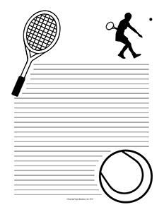 Tennis--Portrait--College-Rule
