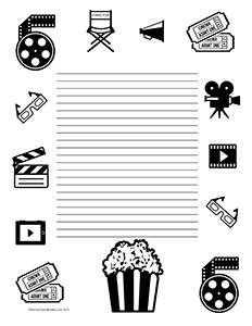 Movie-Action--Portrait--College