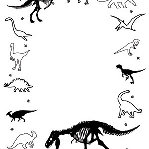So-Many-Dinosaurs!--Portrait--Blank