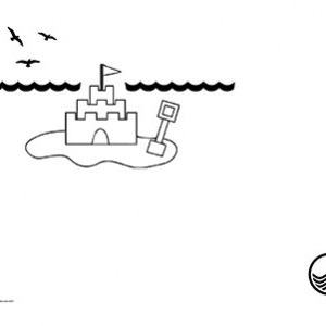 Sand Castle Imagination