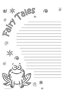 Fairy Tale Frog & Princess
