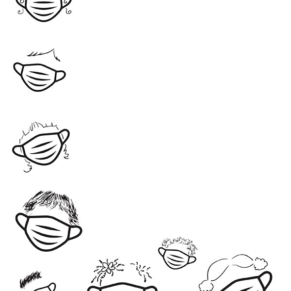 Masks.- blank ai
