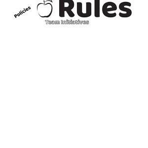 School Classroom Rules Blank ai