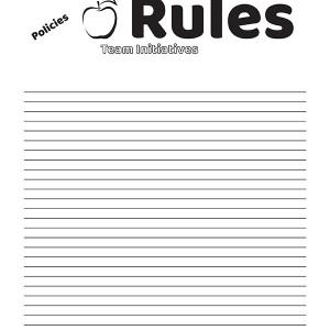 School Classroom Rules College.ai